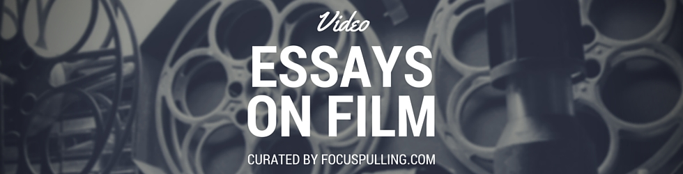 Video Essays on Film - Banner