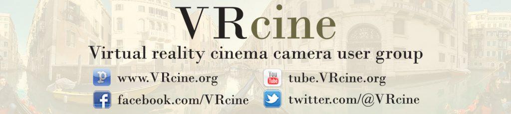 VRcine Banner