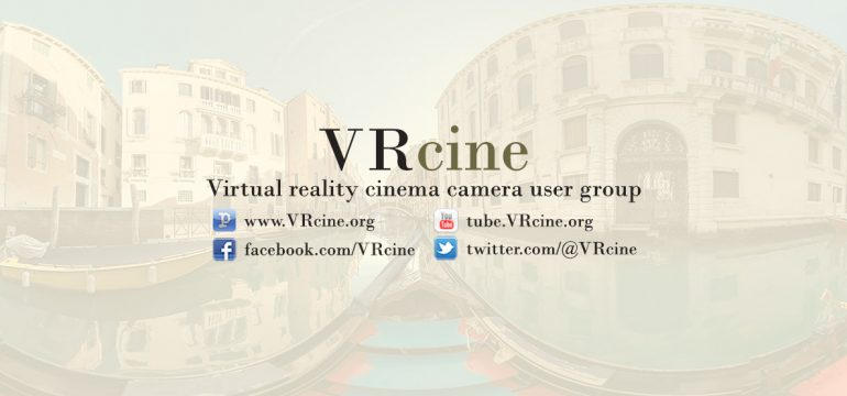 VRcine Twitter Banner